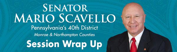Senator Mario Scavello E-Newsletter